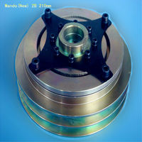 Electromagnetic air conditioning clutch-mando series -