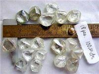 CERTIFY NATURAL ROUGH DIAMONDS -