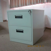 2-drawers file cabinets -