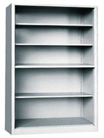 File cabinets without doors -