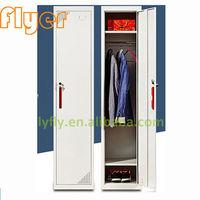 Single door lockers -