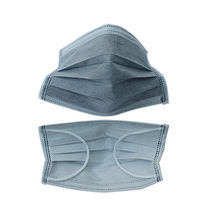 Four-layer of activated carbon face masks -