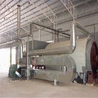 equipos de pirólisis de residuos de caucho, 10T -