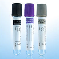 Medical Disposable Vacuum Blood Collection Tube -