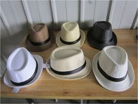 Straw Hat Beach Color Assorted Wholesale Lt-2003 -