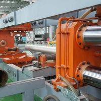Máquina de prueba de presión hidráulica de tubo de acero -