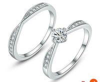 925 Silver Ring -