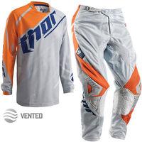 bicicleta da sujeira do motocross pant kit e camisa -