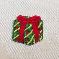 Christmas gifts embroidery patches,Custom Christmas Gifts Patch Embroidery Supplier In China,Patches,Embroidered patches -