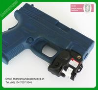 laserspeed小型轻绿激光瞄准器和LED灯组合 -