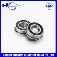 high precision bearing 6203 chrome steel stainless steel bearing -