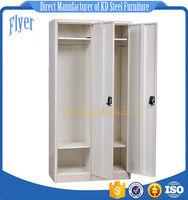 Roupeiros verticais com duas portas -