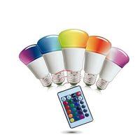 ST-QP06 color change RGB light lamp  -