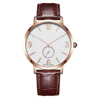 Swiss Movt men's Stainless steel watch -