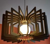 Chandelier ceiling fixture -