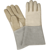 Tig Welding Safety Gloves, Made of fine quality split leather -