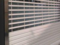 Garaje puerta de balanceo – policarbonato -