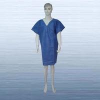 Disposable patient gown -
