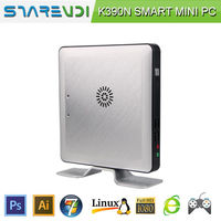 绿瘦客户端的迷你PC k390n 1037u独立台式电脑USB2.0×8 HDMI -