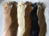 Indian Remy Pre-Tipped Hair Extension for sale  -