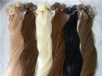 Extensión Remy del pelo Pre-Tipped indio para la venta -