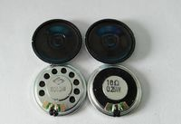 Dia50mm Height 12.5 8ohm Core Speaker Dxyd50n-18z-8A -