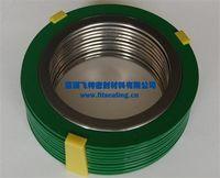 中国金属缠绕垫片法兰垫片接口垫片 -