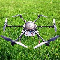 10kg de 6 eixos-carga agrícola pulverizador UAV -