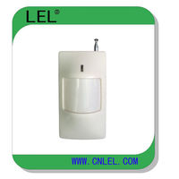 433Mhz wireless PIR motion detector for wireless intruder alarm -