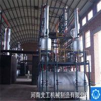 El equipo de destilación, 10T -