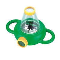 Mg20167 insectos interesados visor lupa para niños -
