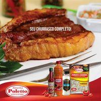 Pod, zanahoria, cebolla, tomate, patata, repollo, berenjena, calabacín, pimientos, salsas especiales, sal sazonada Farofa sazonada, -