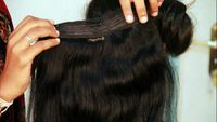 CLIP-IN Machine Weft for sale  -