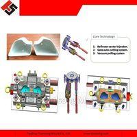Molde de BMC, linterna reflector, molde óptico, BMC Reflector Bowl -