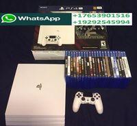Sony PlayStation 4 consola Pro 1TB negro -
