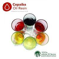 Óleo de resina de Copaíba -