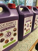 Acai concentrate – Mix with Guarana -