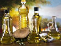 Edible vegetable oils -