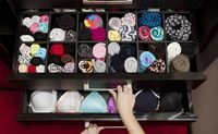 Accessories For Beachwear And Lingerie Production -