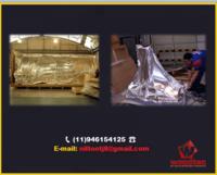 Embalaje de piezas en las instalaciones del cliente, externalización de carpintería y suministro de madera. -