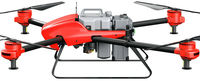 Hawkvine AD004 6L Battery Power Agricultural UAV Drone with RTK and Handheld Device manufacturer from China -