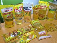 Palm Cooking Oil -