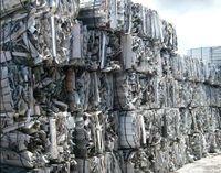 Aluminium scraps -