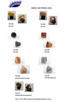 Stone rings -