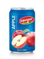 Apple Juice Aluminium Can -