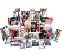 品牌渗透和化妆品 -