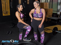 Fitness Wear Plus Size And Basic Line -