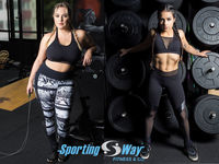 Fitness wear high quality - Basic and Plus Size -