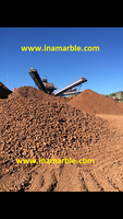 mineral de bauxita -