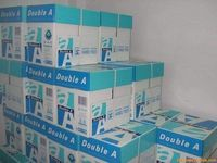 double a a4 copy paper 70gsm printing paper a4 size from Thailand -